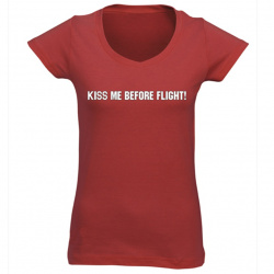Kiss Me Before Flight (ženska)