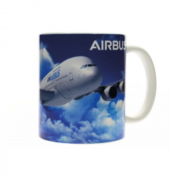 A380 collection mug