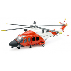 Helicopter AgustaWEstland AW139 Coast Guard