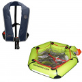 LifeRafts & LifeJackets